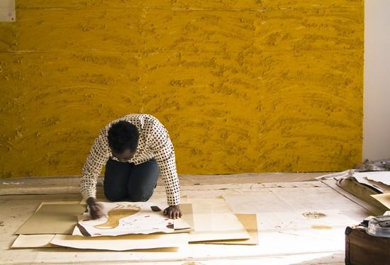 Ouattara Watts, «Résonances»