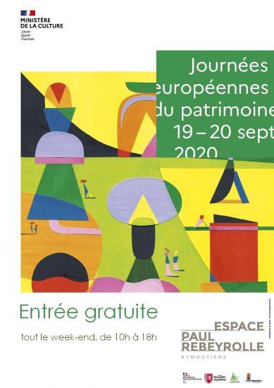 Les Journées du patrimoine 2020