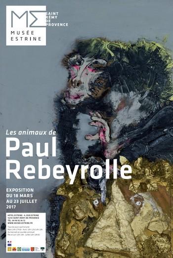 Les animaux de Paul Rebeyrolle